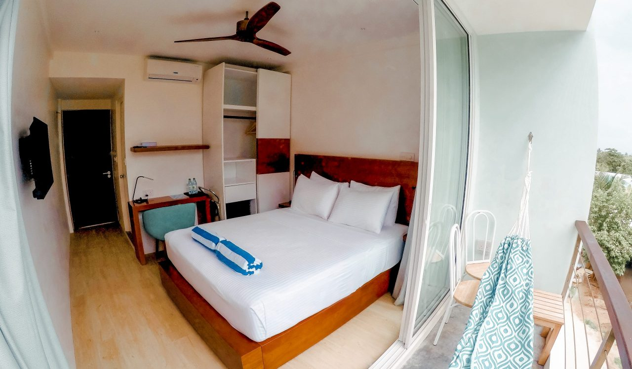 Deluxe Room Guesthouse Maldives - One of the room types of Bliss Dhigurah, Maldives